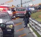 Mueren dos hombres armados en enfrentamiento
