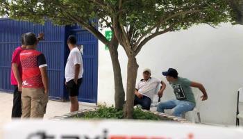 Migrantes piden ayuda a la ciudadanía