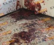 Localizan a herdo de bala en una casa abandonada
