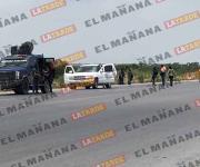Abaten a 3 sujetos armados en enfrentamiento en Reynosa