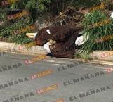 Tiran cadáver encobijado en la colonia Cumbres