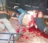 Sangrienta discusión, tres muertos