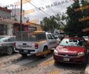 Muere desangrado en fraccionamiento La Cima