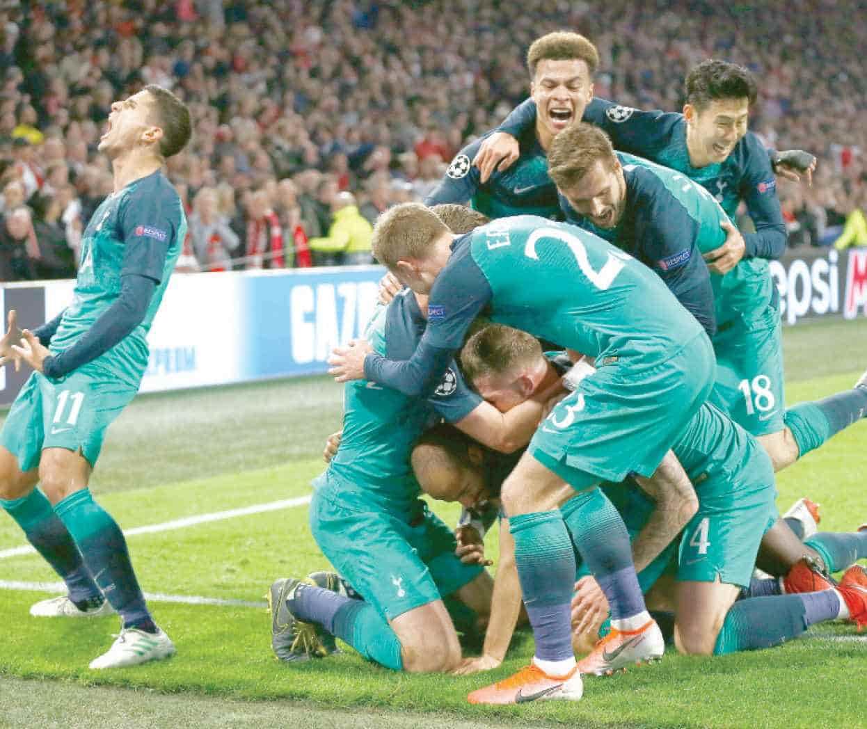 ¡Tottenham Avanza A La Gran Final