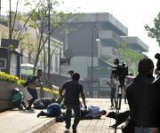Dispara gatillero contra varias personas en Morelos