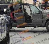 Ejecutan a conductor en la colonia Beatty