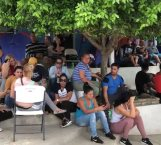 Saturan albergue; migrantes pagan hospedaje
