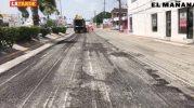 Avanza rehabilitación del bulevar Morelos