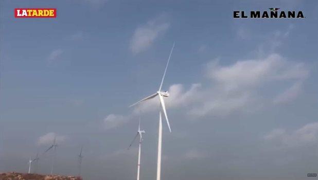 Inauguran séptimo parque eólico en Reynosa