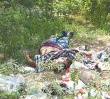 Localizan cuerpo muerto a balazos en la Nuevo Tamaulipas por el sifón