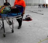 Caen dos soldadores de una construcción en Altamira: uno muere