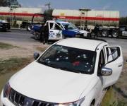 Caen abatidos tres delincuentes tras atacar a estatales en San Fernando
