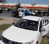 Mueren tres agresores en ataque a policías en San Fernando