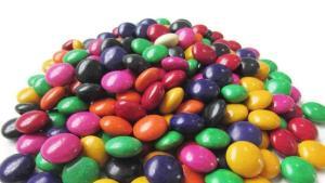 Dulces, una pequeña bomba de calorías