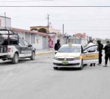 Realizan recorridos de vigilancia para prevenir incidentes delictivos