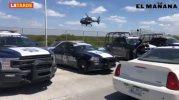 Refuerzan seguridad en los puentes internacionales de Reynosa