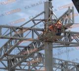 Demoran construcción de Centro de Convenciones