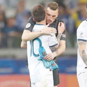 ¡Continúa Argentina sin ganar!