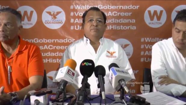 Zonas conflictivas por elecciones en México