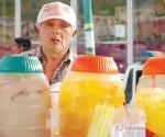 Deben vender aguas frescas purificadas