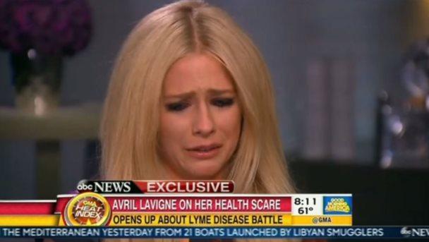 Es lo peor que me ha pasado: Avril Lavigne habla de su enfermedad