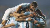 Argentina vs Paraguay 6-1 GOLES