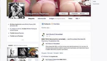 Venden sexo y organizan orgías por Facebook en Reynosa