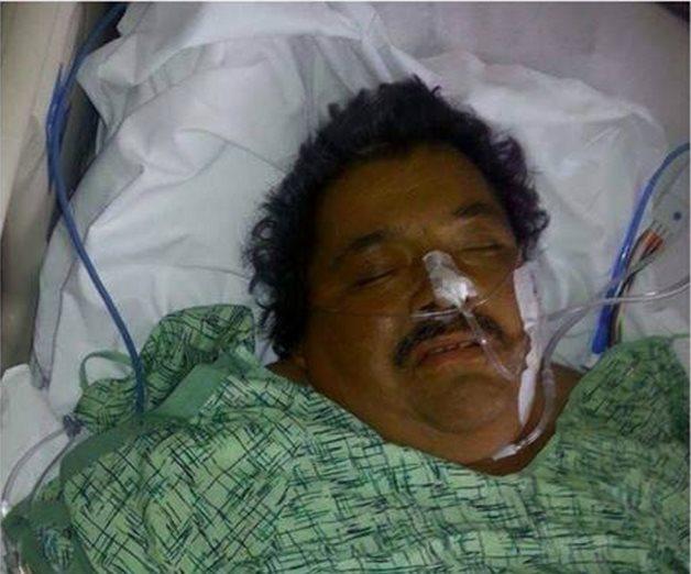 Buscan a familiares de matamorense hospitalizado en Florida