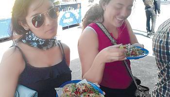 Le ponen sabor a la Feria del Taco