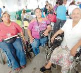 Organizan nueva fería del empleo para discapacitados