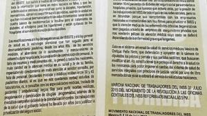 Pagarán mexicanos por servicios de salud con reforma