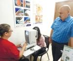 Benefician a 200 por mes  con los exámenes de vista