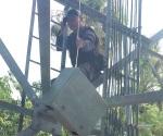 Desmantelan cinco antenas