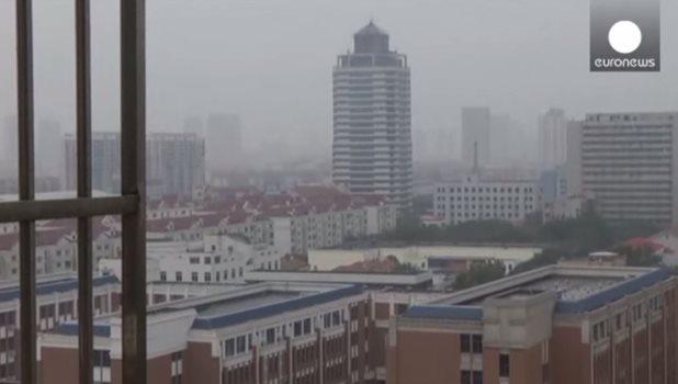 Temor a una catástrofe medioambiental en Tianjin