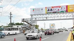 Inauguran el distribuidor vial La Laguna