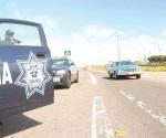 Dejarán de molestar federales a transportistas