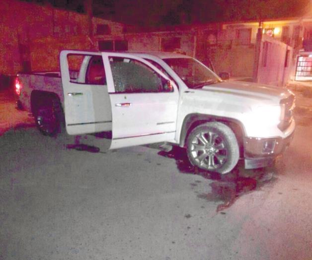 Batalla en Río Bravo: abaten a 2 delincuentes