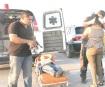Lesiona a cuatro personas al pasarse alto
