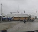 Reportan enfrentamientos y bloqueos por toda la ciudad de Reynosa