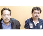 Detienen a 2 falsificadores