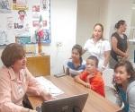 Benefician a cientos de jóvenes con pláticas