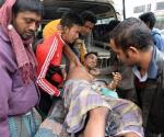Sacude sismo a la India