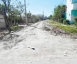 Piden mejoren calles