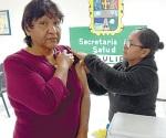 Insisten en vacunarse contra la influenza