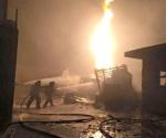 Explosión deja 5 heridos en San Juan del Río