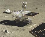 Impresionantes fotografías de la superficie Lunar