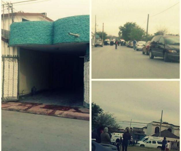 Explosión en presunta casa de seguridad de colonia Bermúdez