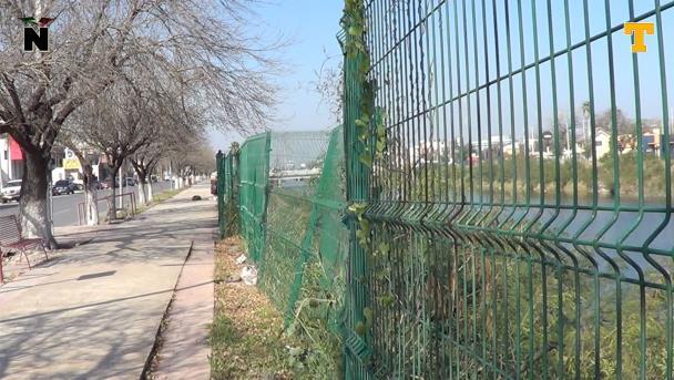 Descuido deteriora al Parque Lineal