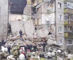 Van siete muertos por explosión de gas en Rusia