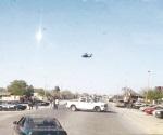 Tiroteos y bloqueos en Nuevo Laredo